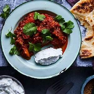 aubergine-tomato-fenugreek-curry-vegan-food-living image