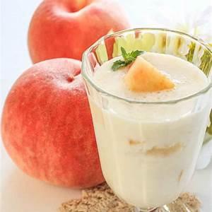 peach-lassi-recipe-peach-yogurt-smoothie-by image