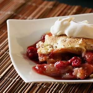 apple-cranberry-cobbler-recipe-with-cinnamon-and-vanilla image