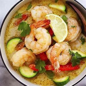 green-curry-shrimp-authentic-shrimp-curry-rasa image