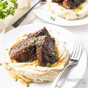 easy-instant-pot-beef-short-ribs-recipe-5-ingredients image