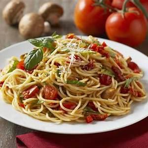 fresh-tomato-pasta-with-basil-recipe-the-spruce-eats image