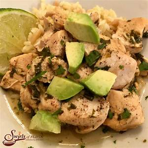 instant-pot-cilantro-lime-chicken-swirls-of-flavor image