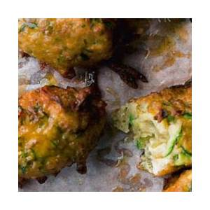courgette-fritters-recipe-ottolenghi-dinner-party-starter image