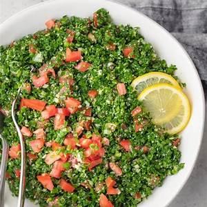 lebanese-tabbouleh-salad-feelgoodfoodie image