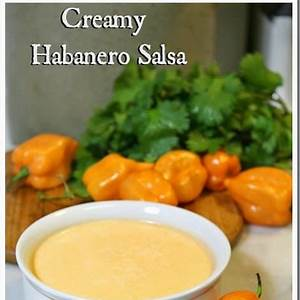 creamy-habanero-salsa-authentic-mexican-food image