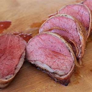 bacon-wrapped-beef-tenderloin-recipe-on-the-smoker image