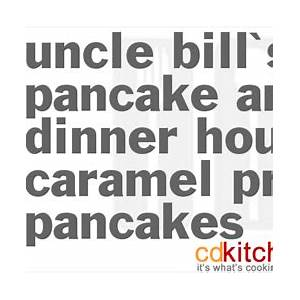 uncle-bills-pancake-and-dinner-house-caramel-praline-pancakes image