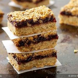 oatmeal-raspberry-bar-cookies image