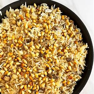 mushroom-rice-pilaf-one-pot-one-pot image