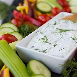 dill-vegetable-dip-recipe-healthy-version-rachel image
