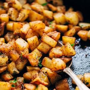 easy-skillet-breakfast-potatoes-recipe-little-spice-jar image