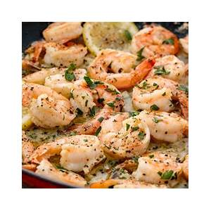 best-lemon-garlic-shrimp-recipe-how-to-make-garlic image