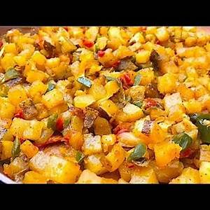 how-to-make-seasoned-pan-fried-breakfast-potatoes image