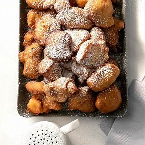 rhubarb-fritters-recipe-how-to-make-it-taste-of-home image