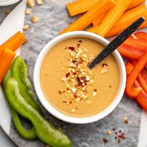 easy-peanut-sauce-6-ingredients-5-minutes-from-my-bowl image