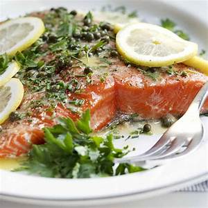slow-roasted-salmon-with-lemony-butter-caper-sauce-pinch image