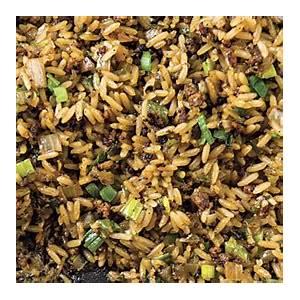 lake-charles-dirty-rice-recipe-finecooking image
