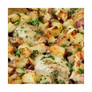 chicken-potato-bake-easy image
