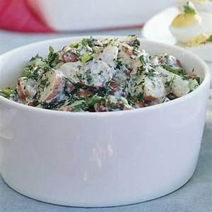 creamy-red-potato-salad-with-lemon-and-fresh-herbs image