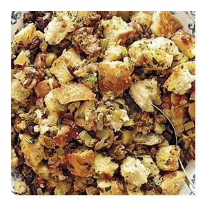 bread-stuffing-with-sausage-apples-sage image