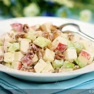 apple-celery-and-walnut-salad image