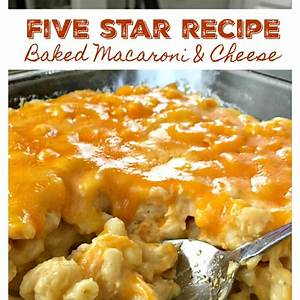 baked-macaroni-cheese-five-star-recipe-sweet-little image
