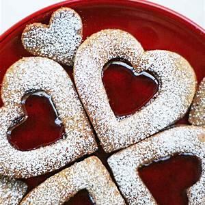 valentine-linzer-cookies-recipe-simply image