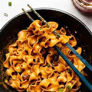 spicy-chili-crisp-sesame-noodles-okonomi-kitchen image