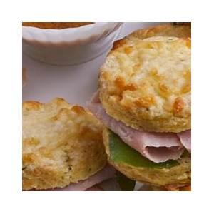 how-to-make-ham-biscuits-best-ham-biscuits image