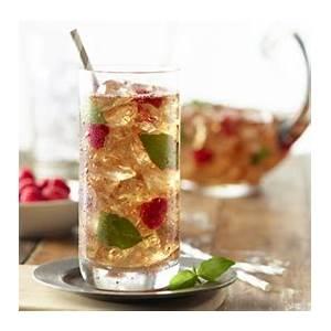 raspberry-basil-iced-tea-american-heart-association image