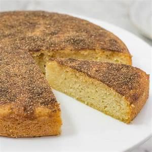 keto-cinnamon-tea-cake-recipe-low-carb-moist-sweet image