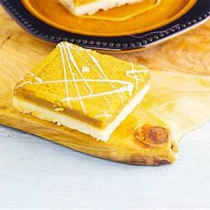 pumpkin-crunch-bars-easy-pumpkin-dessert image