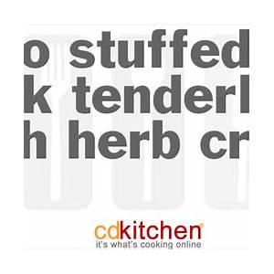 orzo-stuffed-pork-tenderloin-with-herb-crust image