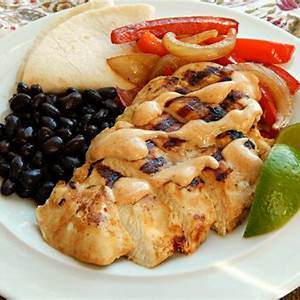 grilled-southwestern-lime-chicken-breasts-frugal-hausfrau image