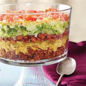 8-layer-taco-salad-recipe-eatingwell image