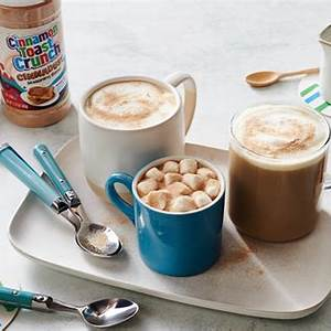 caf-au-lait-with-cinnadust-cinnamon-toast-crunch image