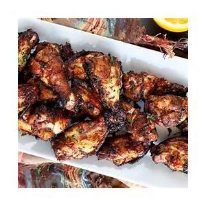grilled-jamaican-jerk-chicken-wings-recipe-foodal image