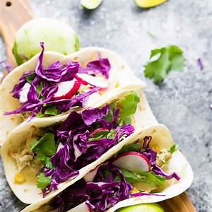 cilantro-lime-chicken-crockpot-tacos-meal-prep image