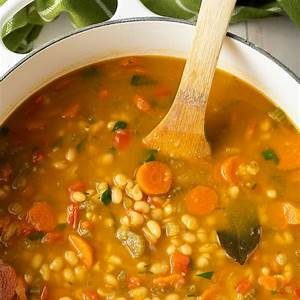 vegetarian-navy-bean-soup-recipe-a-spicy-perspective image