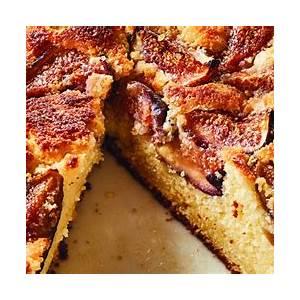 barefoot-contessa-fresh-fig-ricotta-cake image