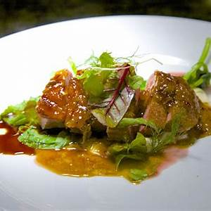 french-seared-duck-breasts-with-honey-glaze image