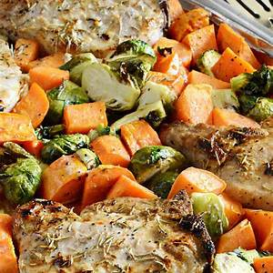 24-sheet-pan-pork-suppers-were-loving-southern-living image