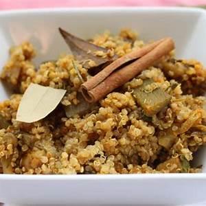healthy-vegetarian-quinoa-biryani-warrior-in-the-kitchen image