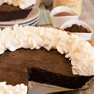 malted-chocolate-buttermilk-pie-a-family-feast image