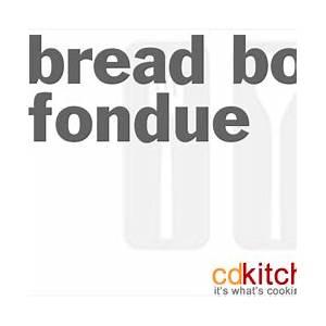 bread-bowl-fondue-recipe-cdkitchencom image