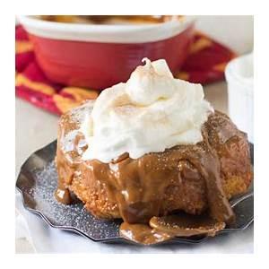 dulce-de-leche-bread-pudding-recipe-pillsburycom image
