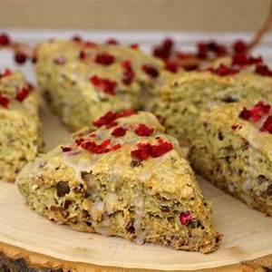 cranberry-maple-walnut-scones-gretchens-vegan image