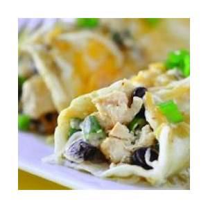 easy-green-chicken-enchiladas-slender-kitchen image