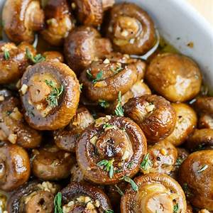 roasted-mushrooms-in-a-browned-butter-garlic-and image